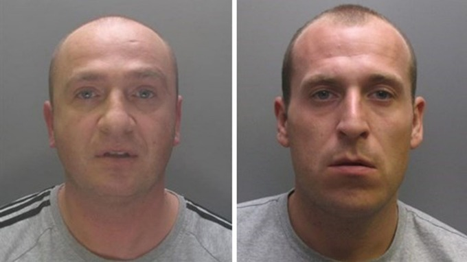'HOPE IN THEIR HEARTS' FADES FOR LIVERPOOL DRUGS BROTHERS