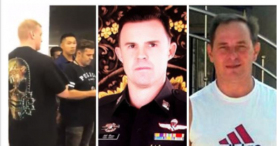 Inside the foreign police who set up an Australian for death row in Thailand