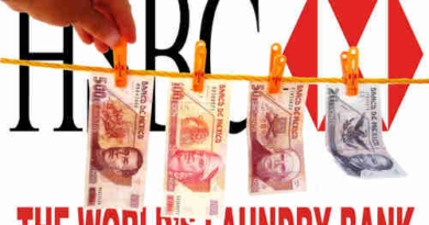BANKING 'PIRATE' HSBC ACCUSED OF MONEY LAUNDERING FOR BOILER ROOM SCAMMERS – AGAIN